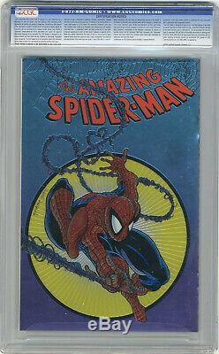 1998 Marvel Collectible Classics Chromium CGC 9.8 Reprints Amazing SpiderMan 300