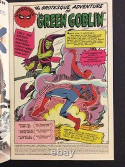 AMAZING SPIDER-MAN #14 Comic CGC 4.5 1ST APPEARANCE GREEN GOBLIN Norman Osborn