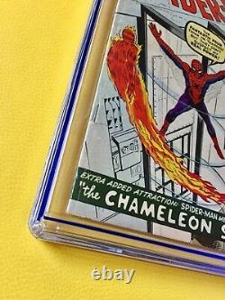 Amazing Spider-Man #1 CGC 5.0 Silver Age March 1963 Key Grail Comic Classic