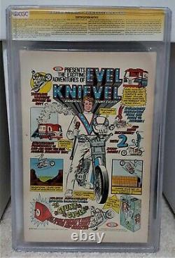 Amazing Spider-Man #129 (1974) CGC 7.5 SS 2x Signature Stan Lee & Romita AUTO