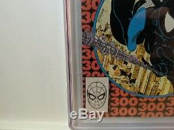Amazing Spider-Man 300 9.8 CGC White Pages Beautiful Copy