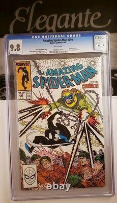 Amazing Spider-Man 300 (Stan Lee Signed) 299 298 9.8 White Pages Set Venom