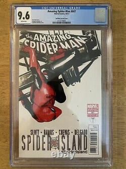 Amazing Spider-Man #667 CGC 9.6 Dell'Otto Variant
