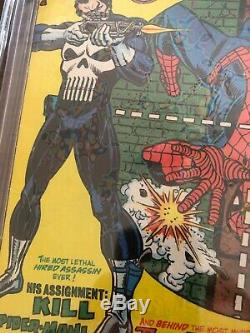 Amazing Spiderman 129 CGC 5.0 Needs Pressed