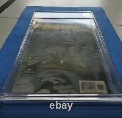 BATMAN #608 2nd Print CGC 9.8 DC 2002 Jim Lee Gargoyles RARE SCARCE COMIC