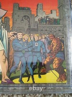FANTASTIC FOUR #48 Marvel 1966 CGC 8.0 Silver Surfer Galactus 1st Appearance
