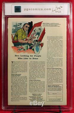 FANTASTIC FOUR #5 (1962) PGX 9.0 VF/NM 1st DOOM signed by writer STAN LEE! +CGC