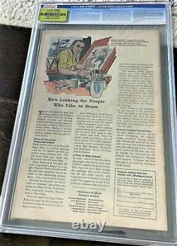 FANTASTIC FOUR #5 CGC 3.0 KEY GRAIL Silver Age Comic Book 1ST APP DOCTOR DOOM