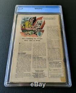 Fantastic Four #5 CGC 1.8 1st Appearance of Dr. Doom Marvel Silver Age Huge Key