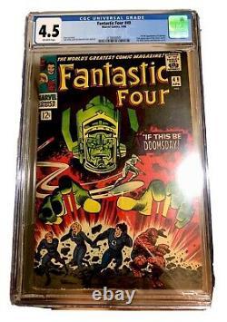 Fantastic four 49 cgc