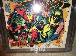 Giant-Size X-Men #1 9.8 Marvel 1975 1st New X-Men! 2nd Wolverine! K10 203 cm