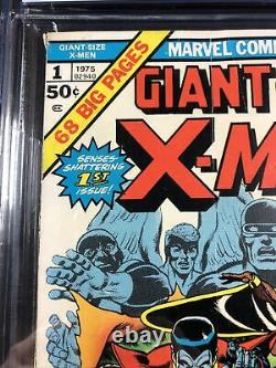 Giant-Size X-Men #1 CGC 3.5 OW (Marvel Summer 1975) Bronze Age Grail