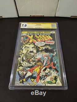 Giant Size X-Men #1 CGC 8.5 / X-Men #94 CGC 7.0 / Incredible Hulk 180 CGC 8.5