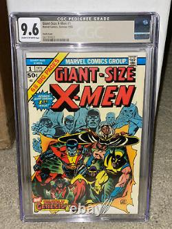 Giant-Size X-Men #1 CGC 9.6 Wolverine! Pacific Coast Pedigree! X-Men! Cm clean