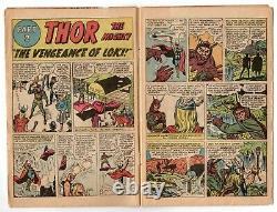 JOURNEY INTO MYSTERY 85 CGC 1.5 1962 / 1st Loki, 3rd Thor / Entry Level Hot Key