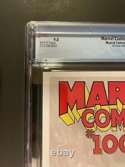 MARVEL COMICS 1000 RAMOS D23 EXPO 2019 VARIANT 1st MICKEY MOUSE CGC 9.0