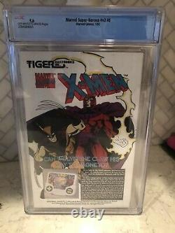 Marvel Super-Heroes 8 Winter Special CGC 9.6 Squirrel Girl X-Men Dr Doom Ironman