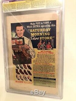 Tales Of Suspense 39 Cgc Ss Stan Lee first appearance of Iron Man (1963)