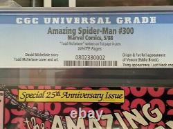 The Amazing Spider-Man #300 (May 1988, Marvel) CGC 8.5