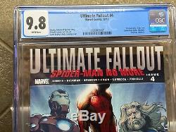 Ultimate Fallout #4 1st PRINT. CGC 9.8