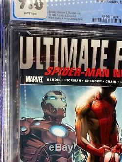 Ultimate Fallout 4 CGC 9.8 1st print 1st Miles Morales