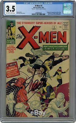 Uncanny X-Men #1 CGC 3.5 1963 2048840002 1st app. X-Men