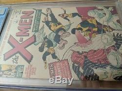 Uncanny X-Men #1 CGC. 5 1963 1st app. X-Men Lee Kirby Magneto New Cover Comic