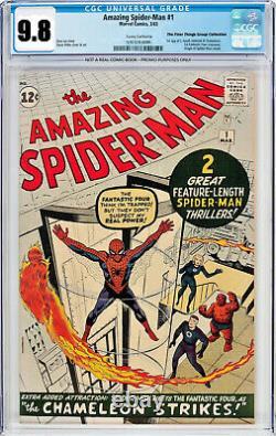 Uncanny X-Men #1 CGC 6.0 Silver Age 1963 Key Grail Comic Book 1st appearance
