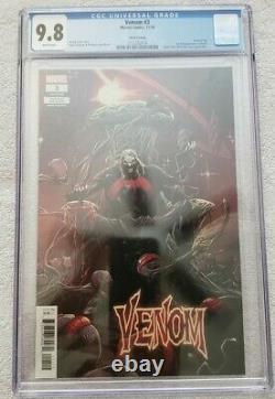 Venom #3 CGC 9.8 3rd Print Knull 1st Appearance