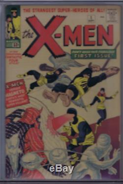 X-Men #1 Marvel 1963 Origin/1st appearance X-Men