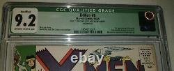 X-Men 8 CGC 9.2 OWW 1st Unus